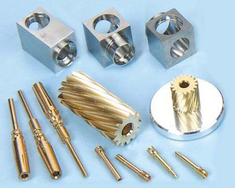 Mini CNC Machining Parts-2